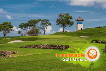 Stay, Play & Relax - Bali Golf Holiday